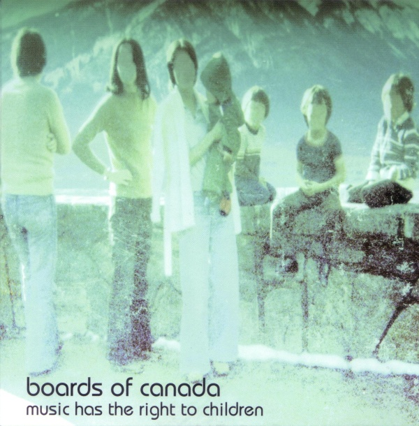 Boards of Canada - 'Music Has the Right to Children'