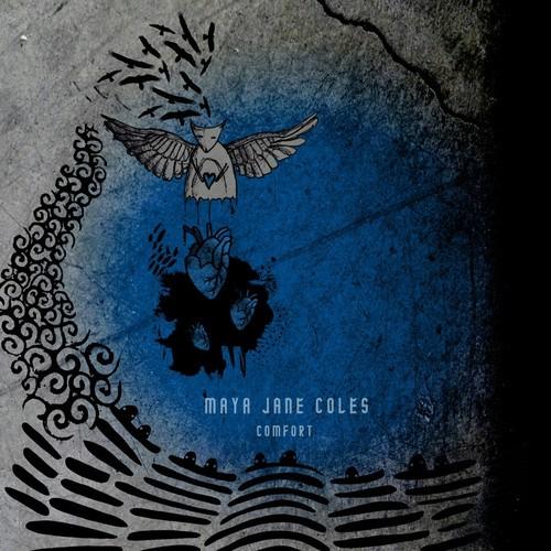Maya Jane Coles - 'Comfort (Deluxe Edition)' cover art