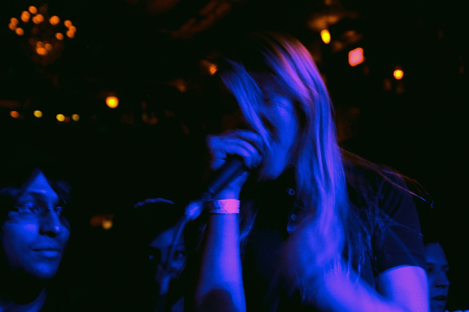 Pharmakon @ Irving Plaza
