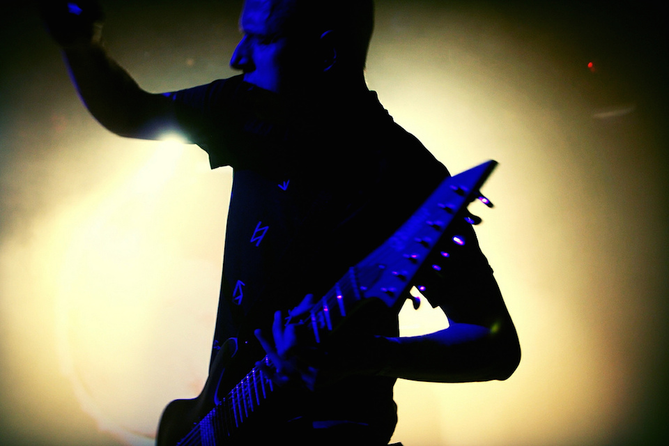 Justin Broadrick of Godflesh