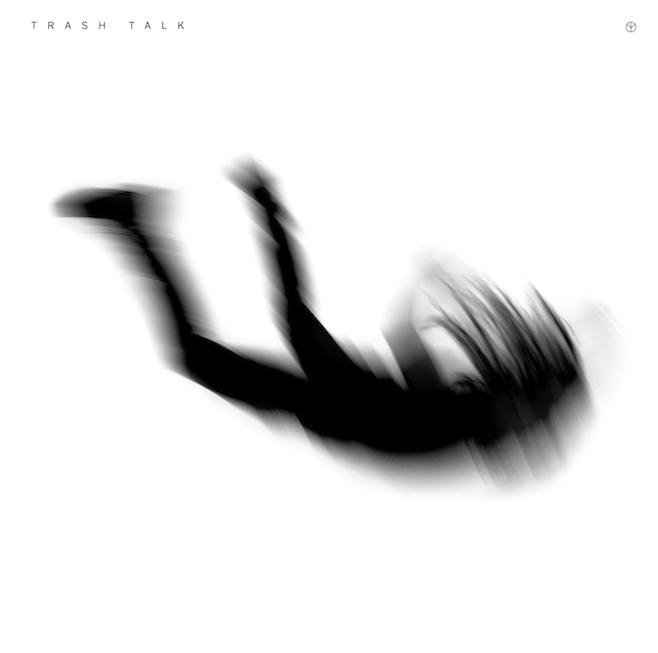 Trash Talk - 'No Peace' cover art