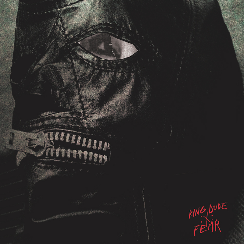King Dude - 'Fear' album cover