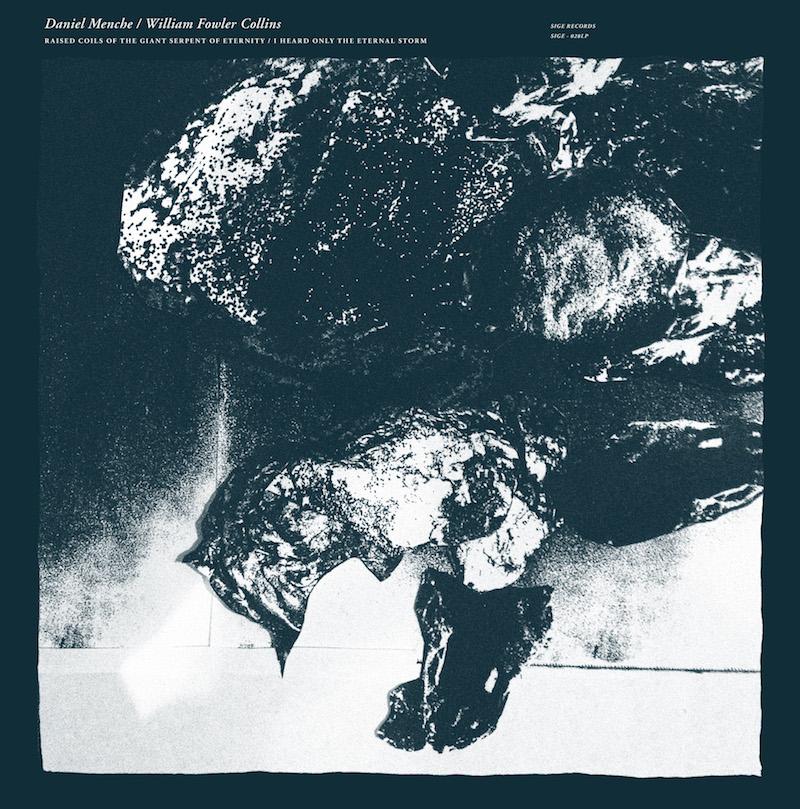 William Fowler Collins + Daniel Menche split LP