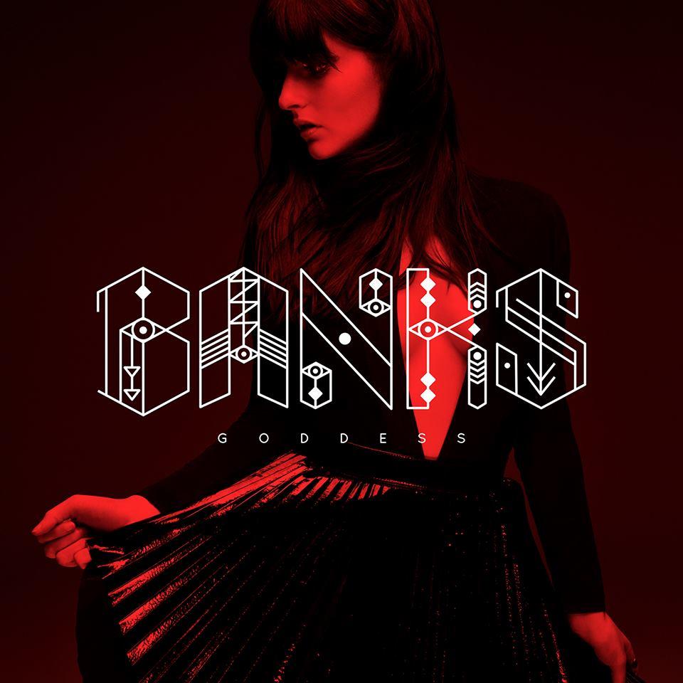Banks - 'Goddess' album art