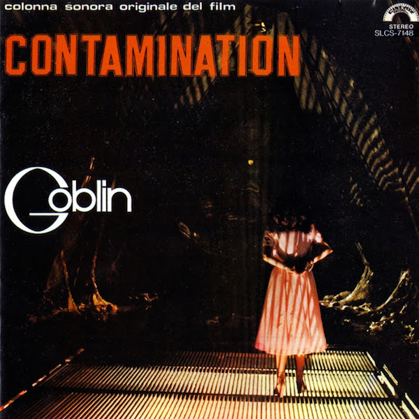 Goblin - 'Contamination' album cover