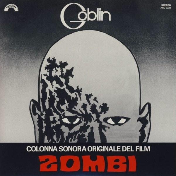 Goblin - 'Zombi' album civer