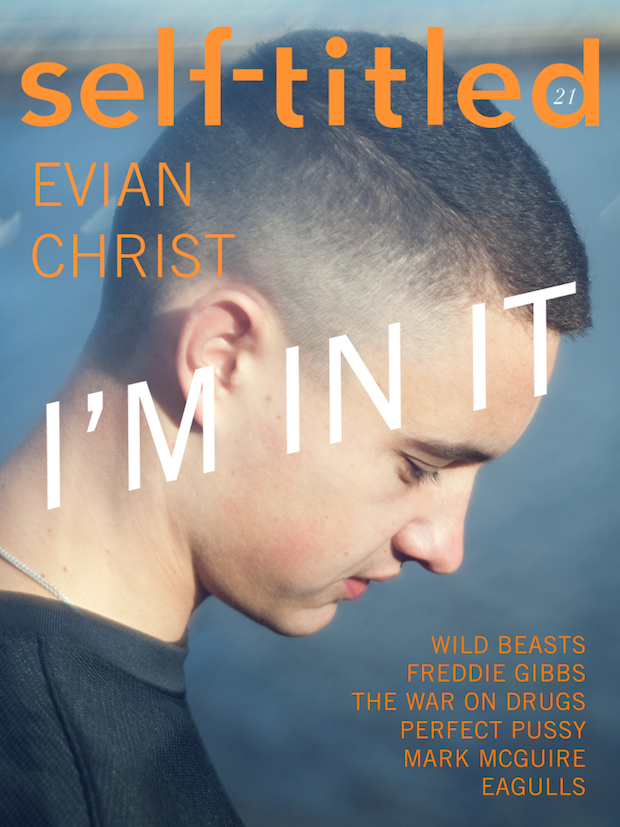Evian Christ cover