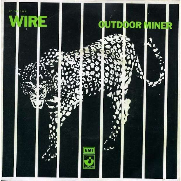 Wire - 'Outdoor Miner' single
