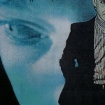 Robert Fripp on the cover of 'Exposure'