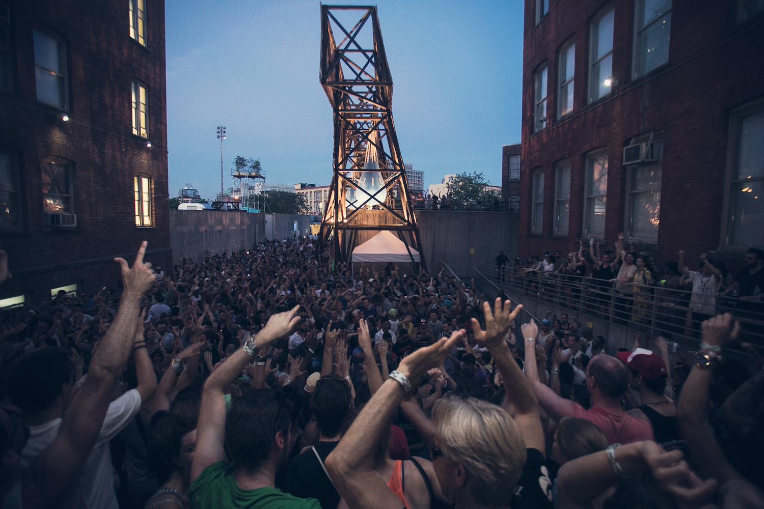 MoMA PS1's Warm Up 2013