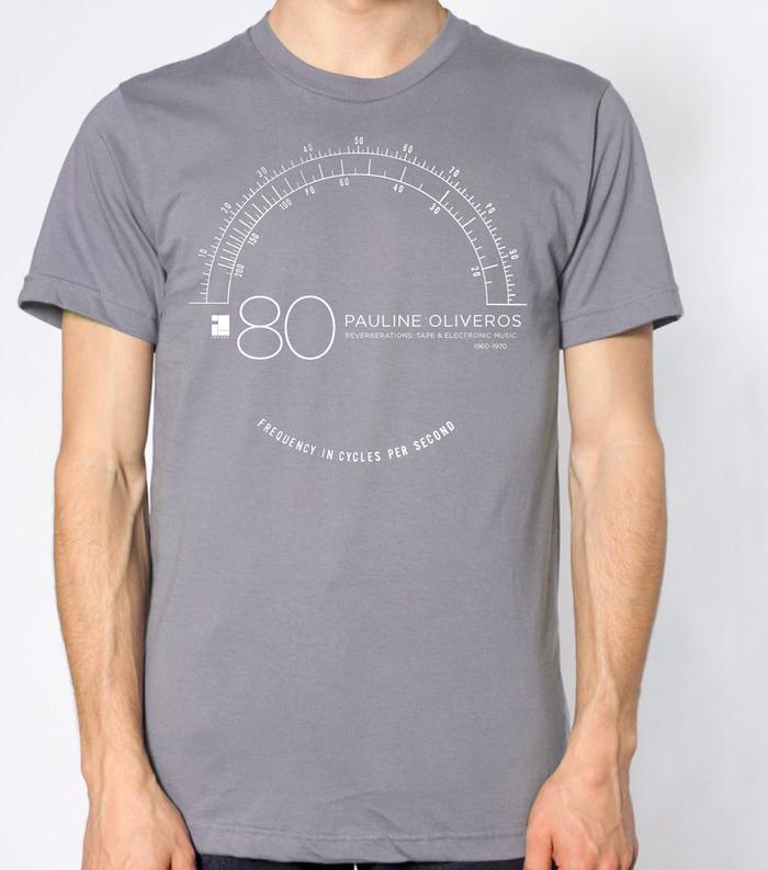 Pauline Oliveros T-shirt