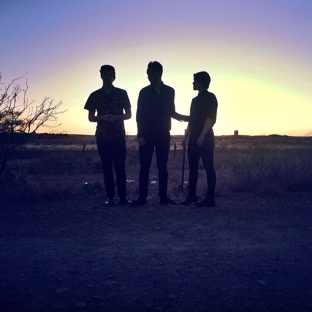 The xx in Marfa, Texas