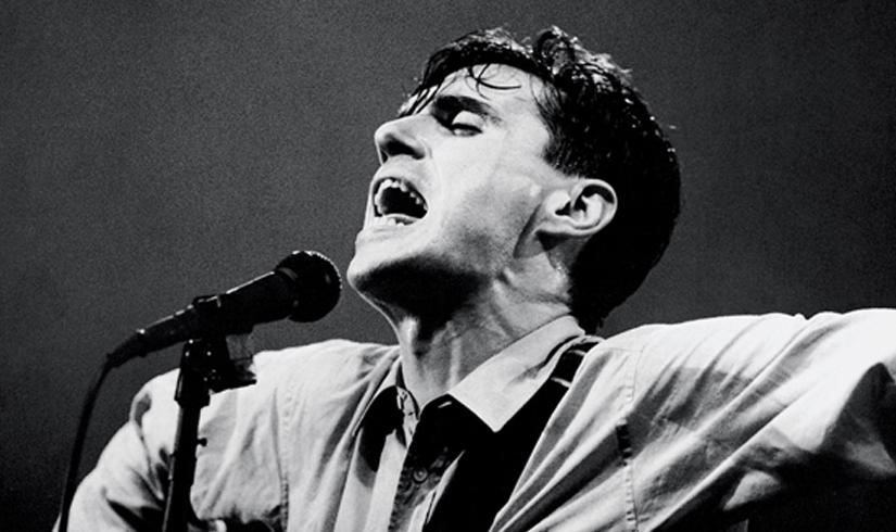 Talking Heads in 'Stop Making Sense'