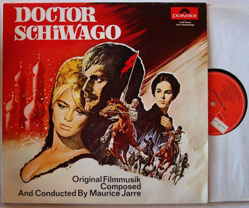 doctor-zhivago-soundtrack