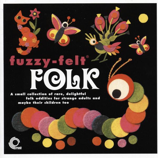 'Fuzzy Felt Folk'