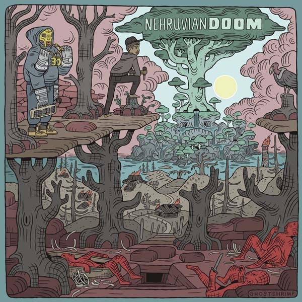 'NehruvianDOOM' album cover