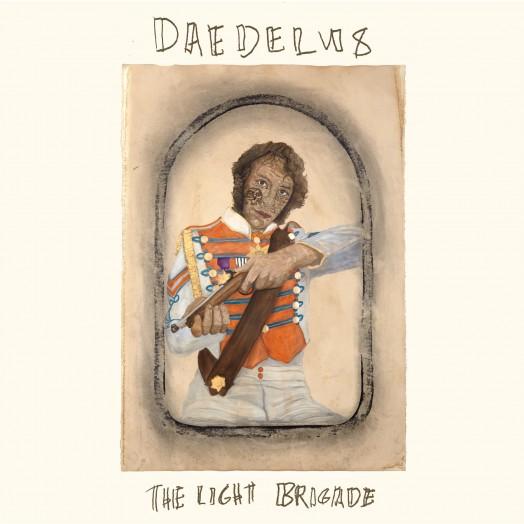 Daedelus - 'The Light Brigade' album art