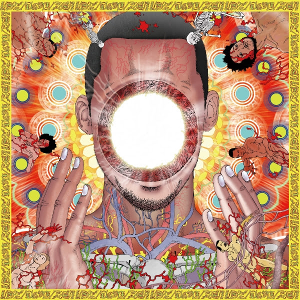 Flying Lotus - 'You're Dead' album cover