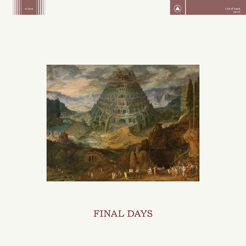 'Final Days' album cover