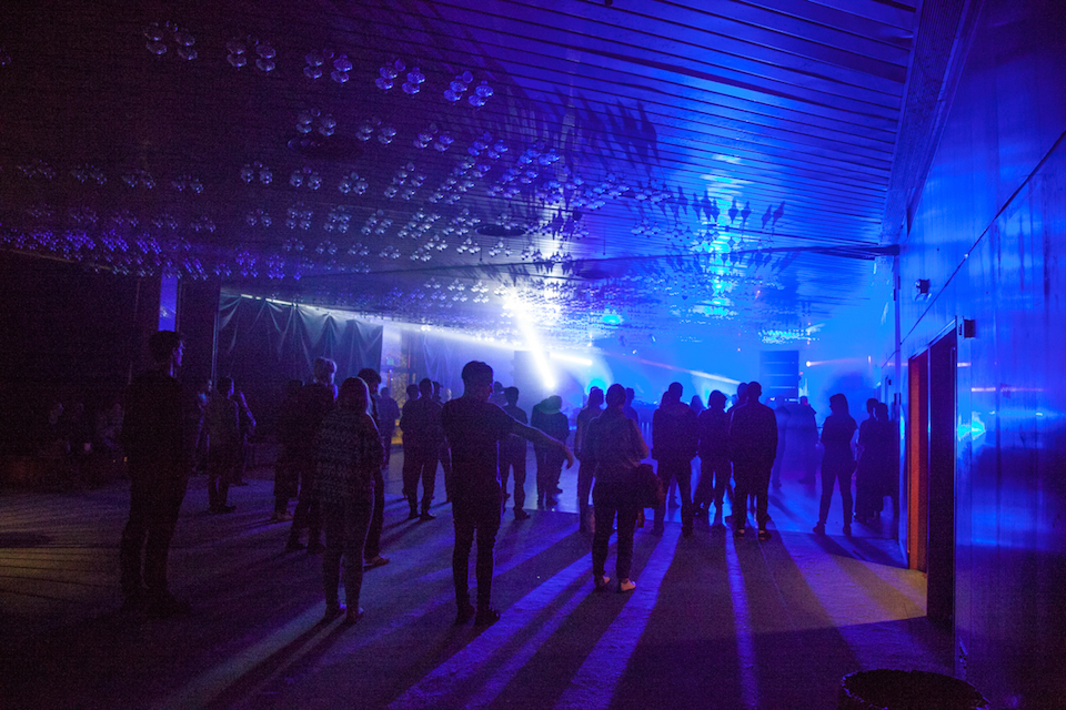 Unsound 2014 crowd shot
