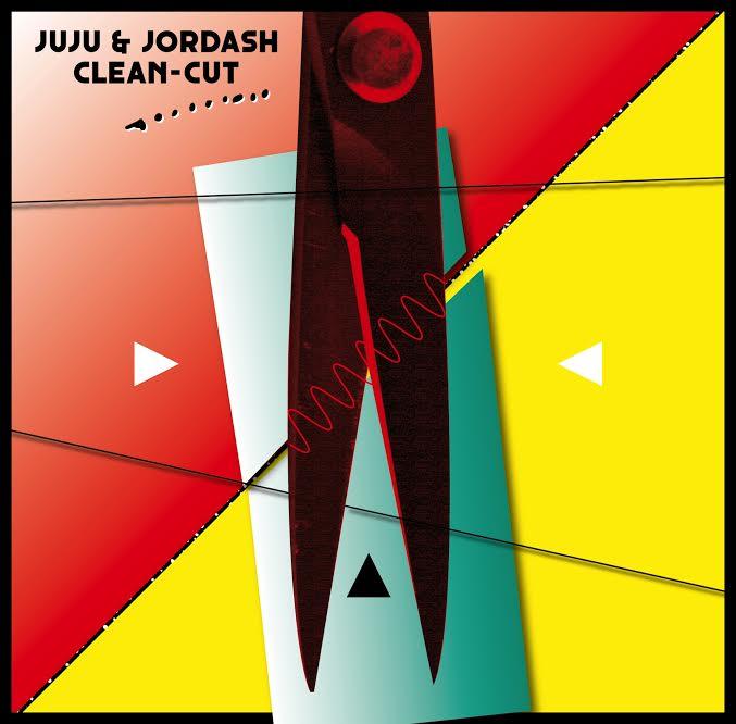 Juju & Jordash - 'Clean Cut' album cover