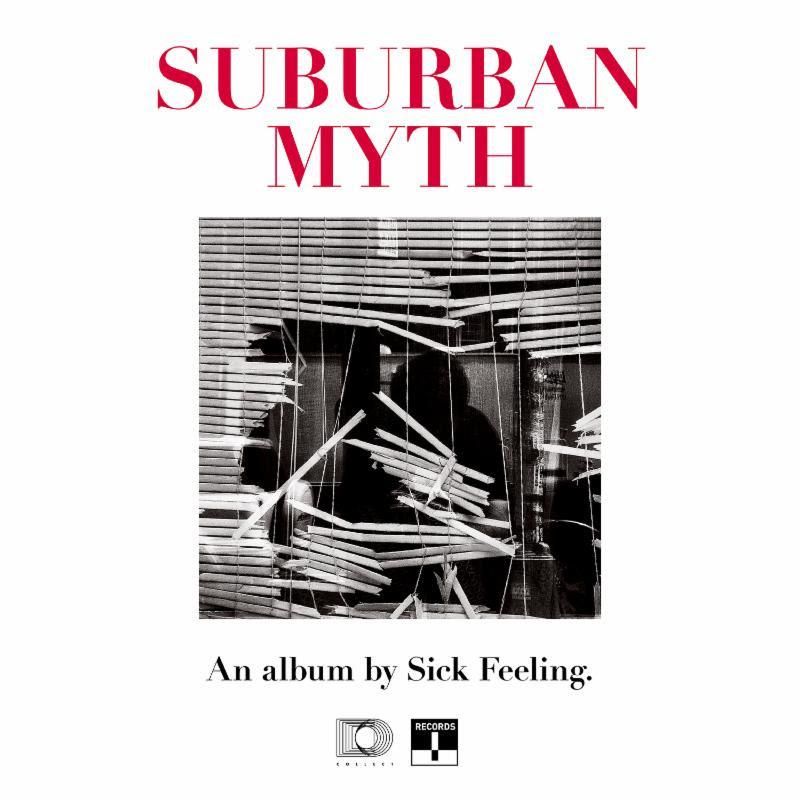 'Suburban Myth' album cover