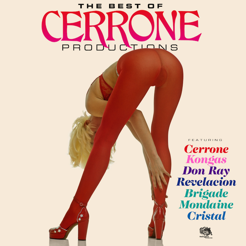 CERRONE BEST OF 2
