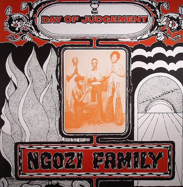 Ngozi Family - Now Again reissue