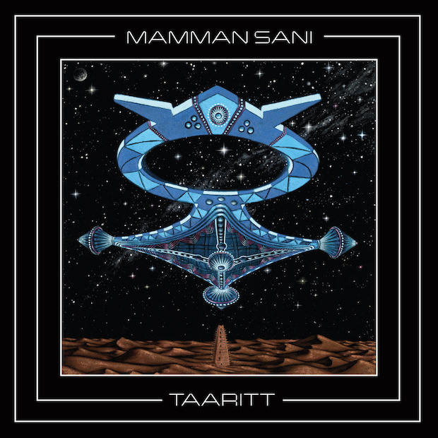 'Taaritt' album art