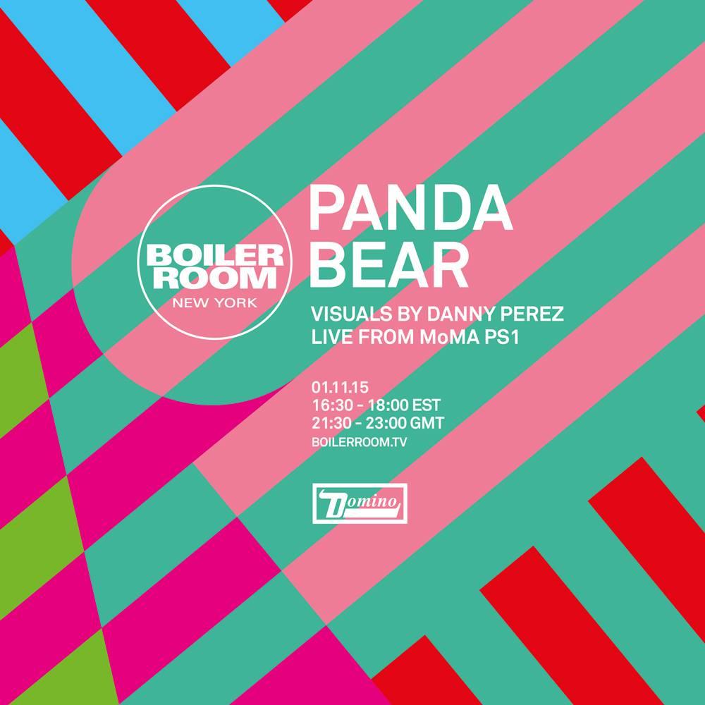 Panda Bear x Boiler Room