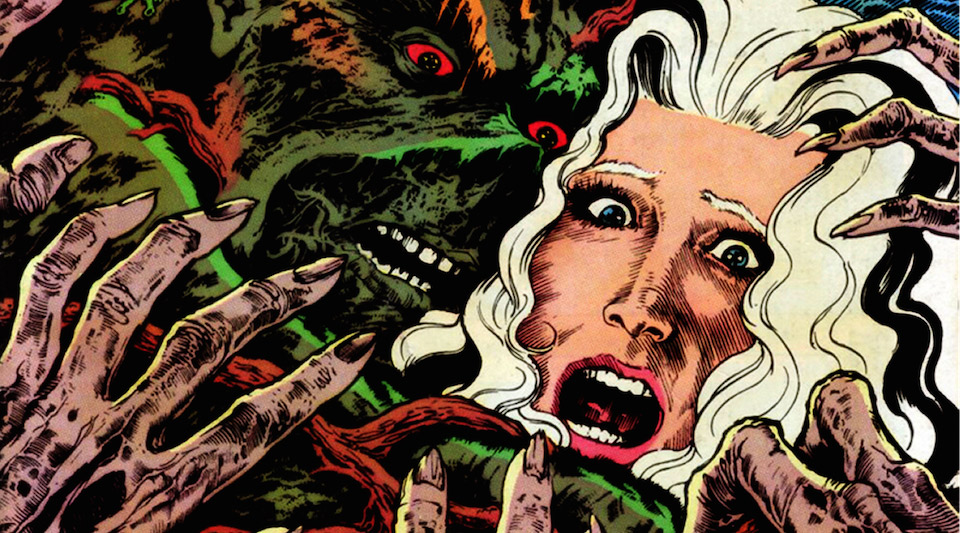 Alan Moore's Swamp Thing
