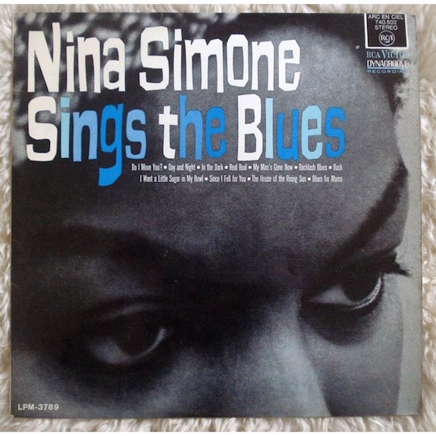 Nina Simone - 'Sings the Blues'