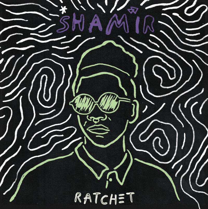 Shamir - 'Ratchet' album cover