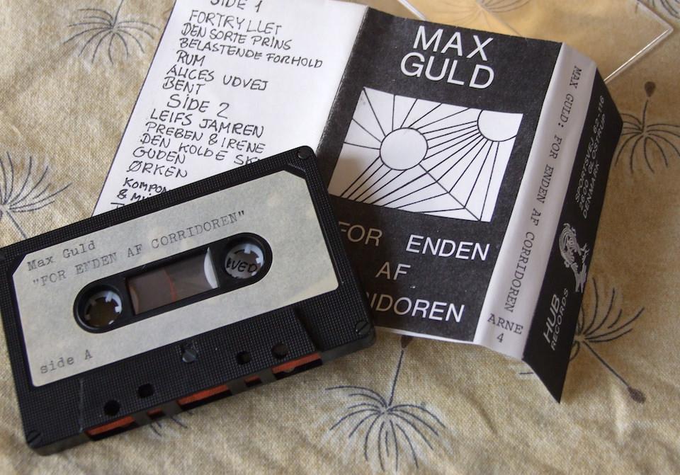 Max Guld - 'For Enden Af Corridoren'