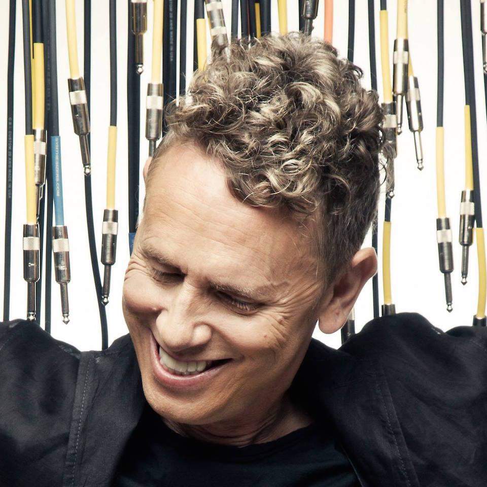 Depeche Mode's Martin Gore