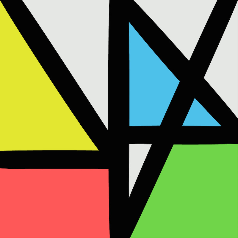 New Order - 'Music Complete' album art