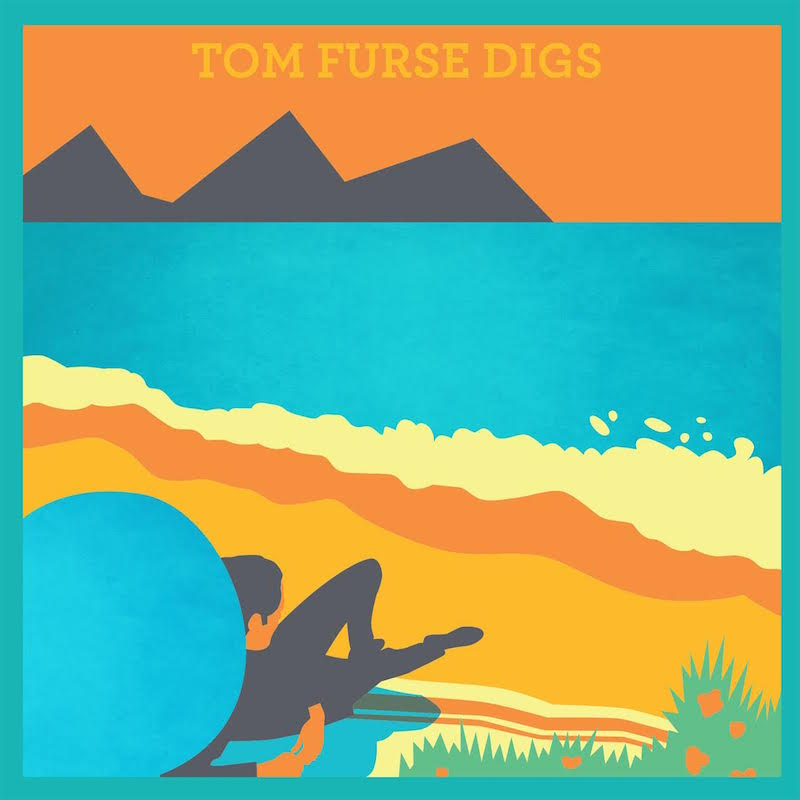 'Tom Furse Digs' album cover