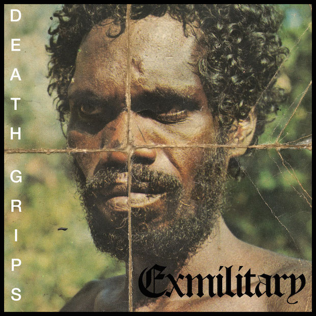 Death Grips - 'Exmilitary'
