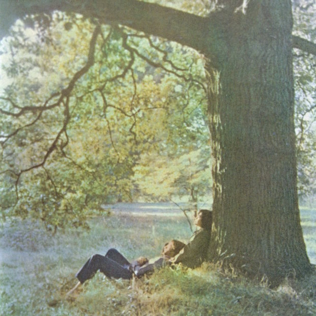 'Plastic Ono Band' album cover