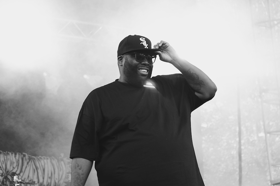 Run the Jewels @ Pitchfork Music Festival 2015