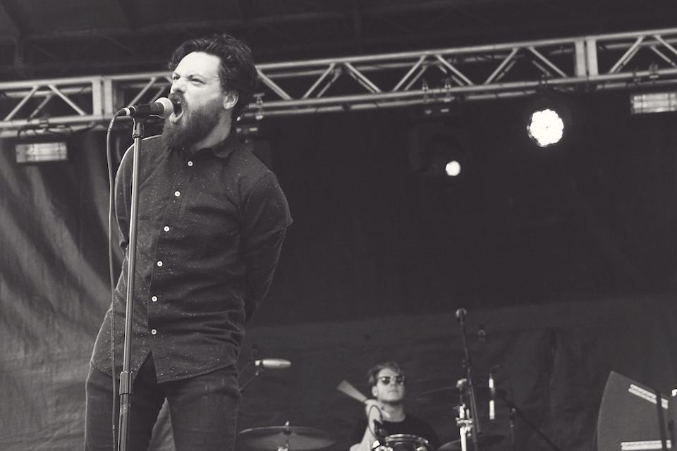 Single Mothers @ Pitchfork Music Festival 2015