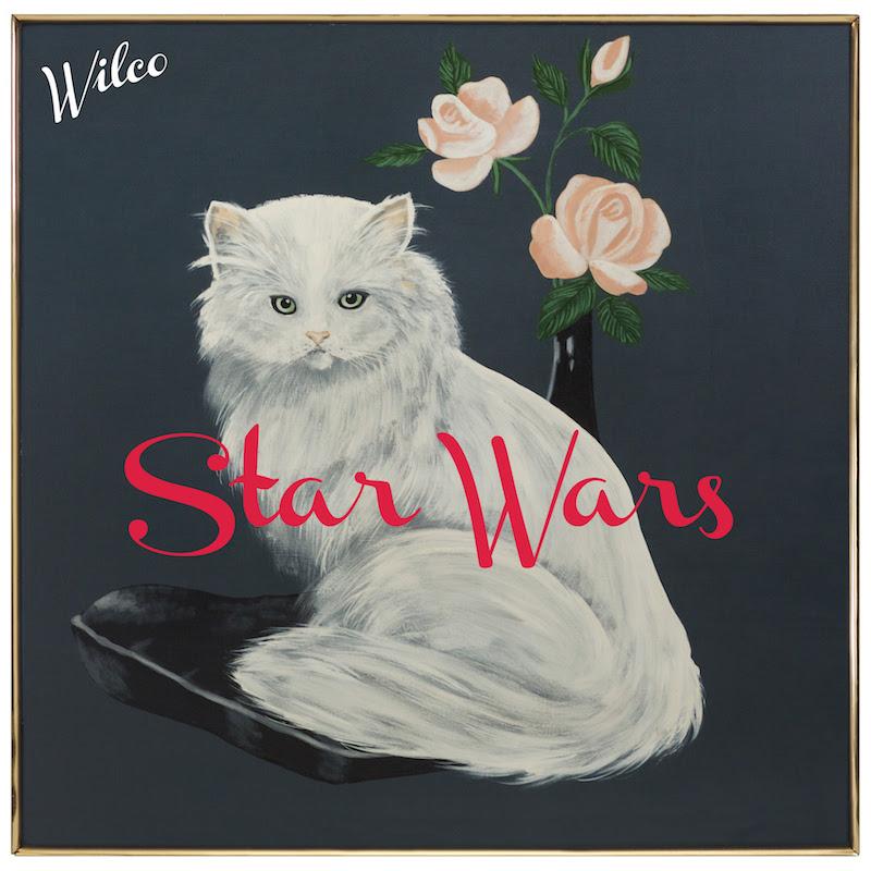 Wilco - 'Star Wars' album cover