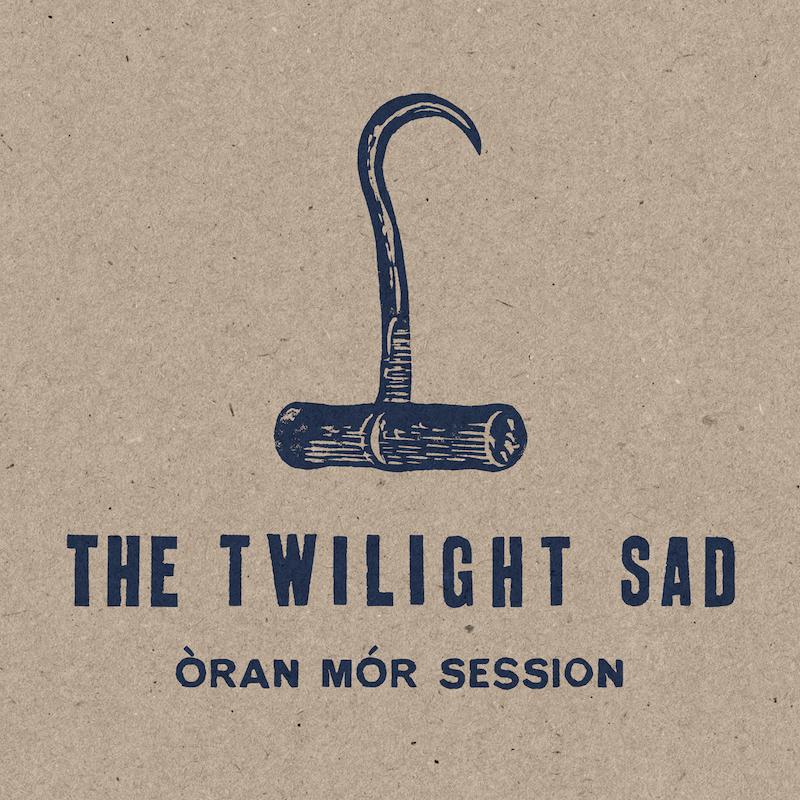 'Oran Mor Session' album cover