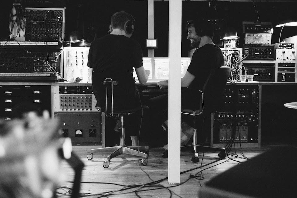 frahm-arnalds-studio
