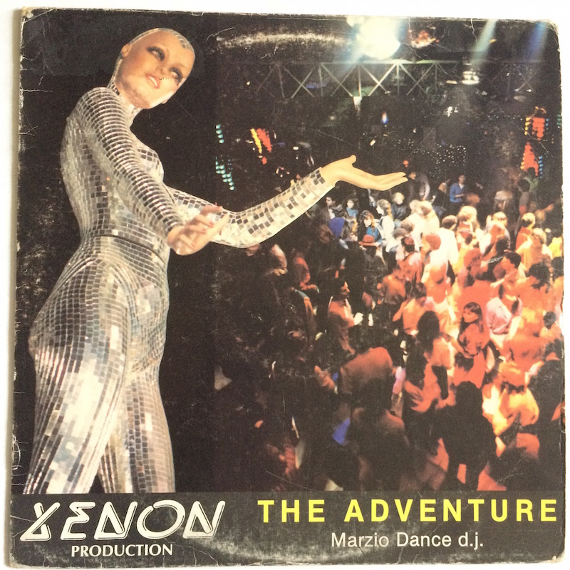 "1 Marzio Dance D.J. And Gang ""Adventure (Theme Version)"" cover"