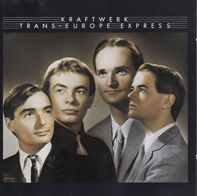 'Trans-Europe Express' album cover