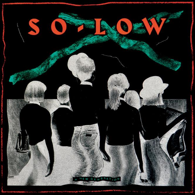 'So Low' album cover