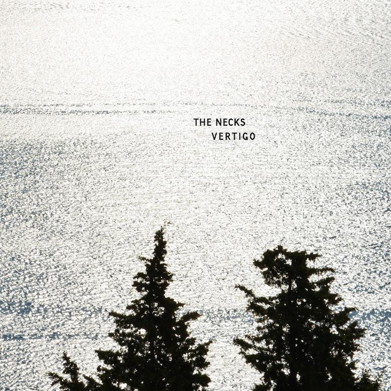 The Necks - 'Vertigo' album cover