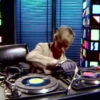 David Bowie DJing