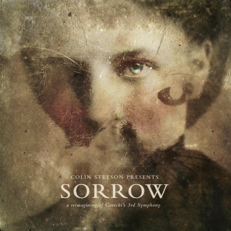 Colin Stetson 'Sorrow' album cover